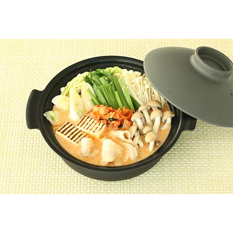 【濃いアーモンドミルクレシピ】アーモンドミルクキムチ鍋