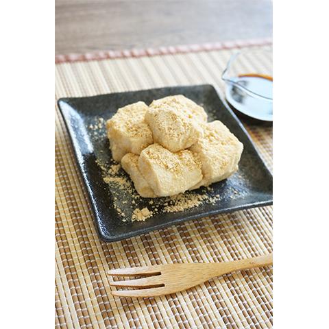 【濃いアーモンドミルクレシピ】アーモンドミルク餅