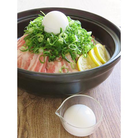 【濃いアーモンドミルクレシピ】豚バラのアーモンドミルク鍋 アーモンドミルクコラーゲンボール