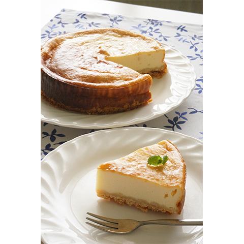 【濃いアーモンドミルクレシピ】アーモンドミルクのチーズケーキ