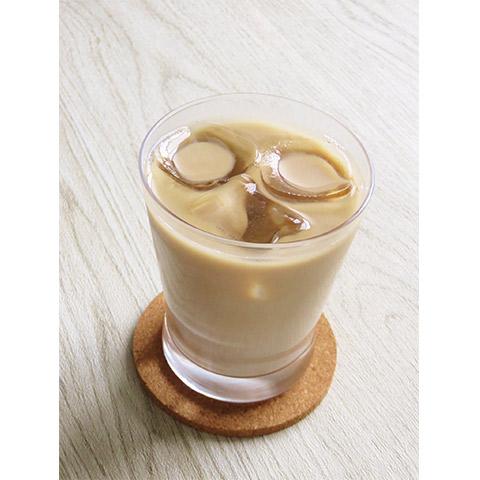 【濃いアーモンドミルクレシピ】アーモンドミルクコーヒー