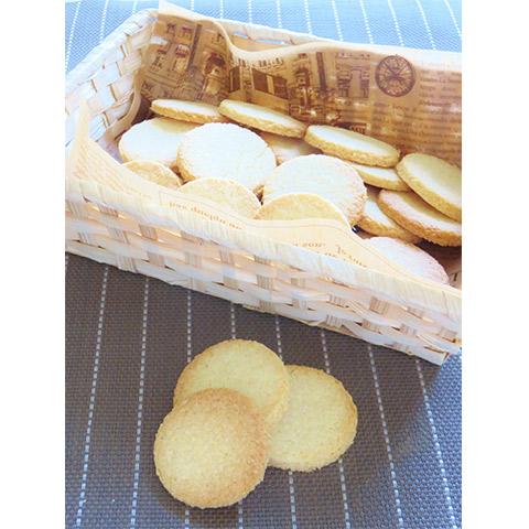 【濃いアーモンドミルクレシピ】パン粉とアーモンドミルクのクッキー