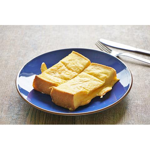 【濃いアーモンドミルクレシピ】アーモンドミルクのフレンチトースト