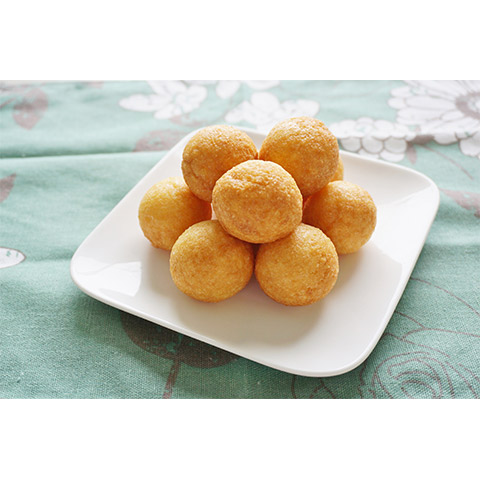 【濃いアーモンドミルクレシピ】もちもちアーモンドミルクドーナツ