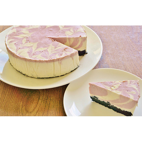 【濃いアーモンドミルクレシピ】ヴィーガンチーズケーキ