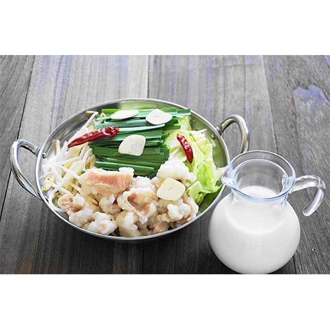 【濃いアーモンドミルクレシピ】アーモンドミルクのホットスープサラダ